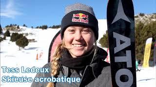 Focus sur les JO : Tess Ledeux