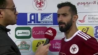 بالفيديو.. لاعب الفيصلي: محمد الصيعري قاعد يسُّب اللاعبين! - صحيفة صدى الالكترونية