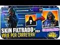 SKIN *FILTRADO* VIAJE POR CARRETERA (TAQUILLAZO) FORTNITE Battle Royale | TEMPORADA 5 | (TEORIA)