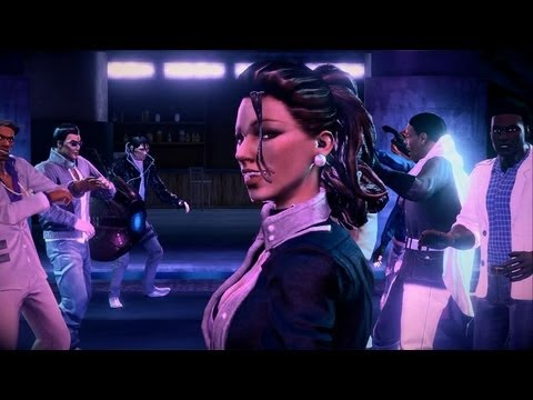 Saints Row 4 Last Dance Scene Ending