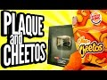 100K SUB  PLAQUE UNBOXING & BURGER KING MAC N' CHEETOS REVIEW!