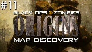 Origins Zombies Map Discovery #11: Buildable - The Maxis Drone