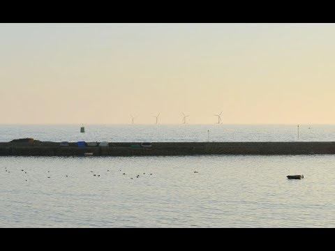 Les éoliennes flottantes de Groix & Belle-Ile : comment ça marche ?