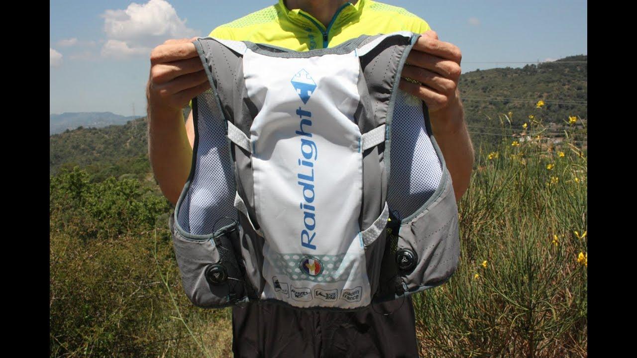 Raidlight LazerDry Responsiv 15 L Mochila para trail running