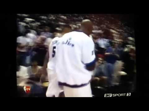 Calbert Cheaney Miss at Buzzer (Bullets vs. Bulls 1997 Playoffs Game 3)