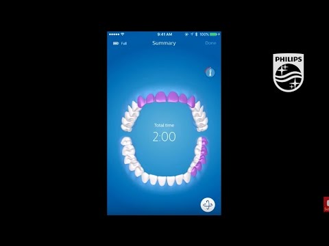 sonicare-app-3d-moving-|-philips-|-sonic-electric-toothbrush