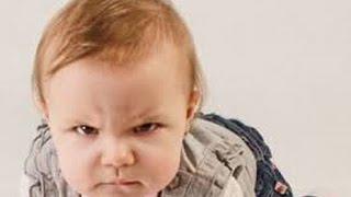 Что делать если ребенок бъет бабушку?