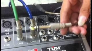 Cara Instalasi Sound System 1