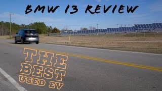 The best EV for the money? Used BMW i3 Review