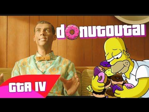 Parodie Papaouté - Homer Simpson - Donutoutai