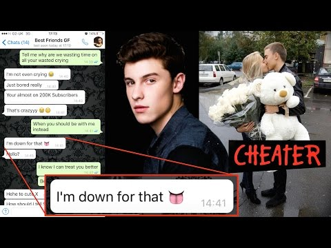Pranking My BEST FRIEND'S GIRLFRIEND with Shawn...