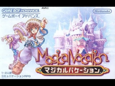Magical Vacation GBA review