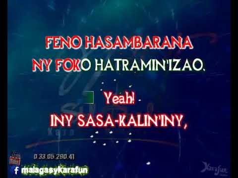 STARAY   Sasakalin'ny Krismasy Karaoké Lyric