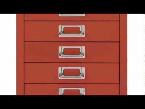 bisley-basis-schubladenschrank-|-l2910
