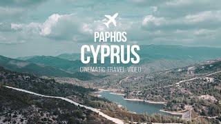 Paphos Cyprus Cinematic Travel Video