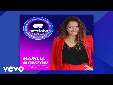 Marilia Monzón - Todo Bien (Audio)