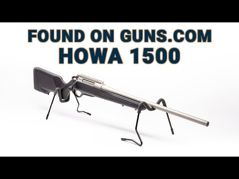 Found On Guns.com: Howa 1500 Bolt Action Rifle