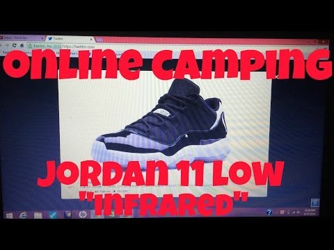 Tips on How to Get Shoes on Nike.com Without Bot + Online Camping  For Air Jordan 11 Low