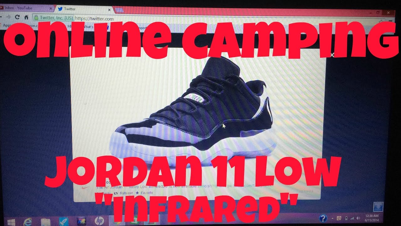 Tips on How to Get Shoes on Nike.com Without Bot + Online Camping