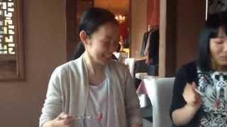 横浜・都内などでランチ会なども開催しておられる新垣葉子さんのブログ ...