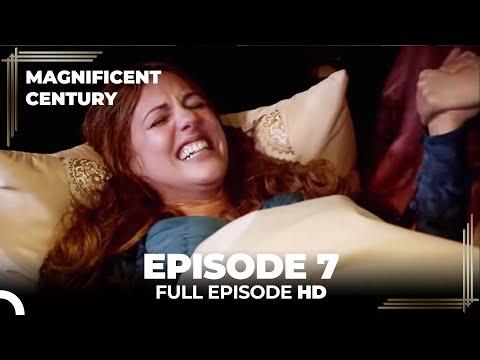 Magnificent Century Episode 7 | English Subtitle