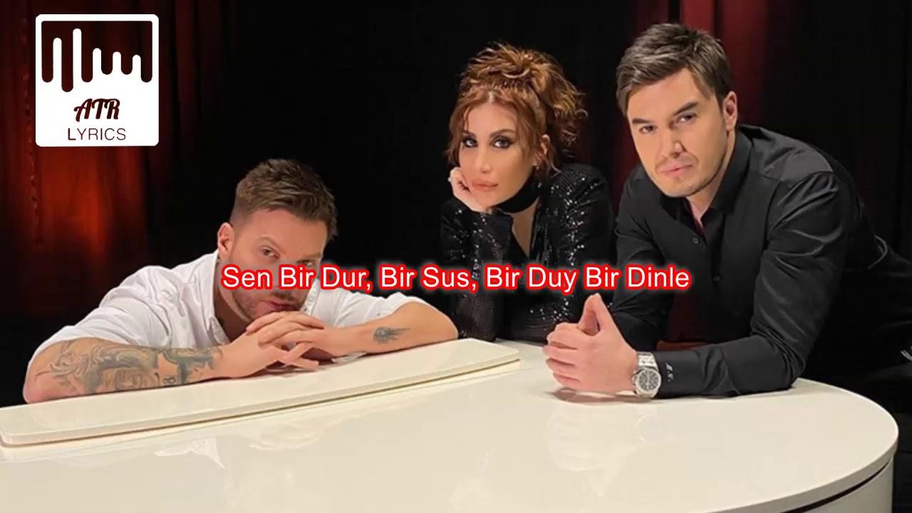 Mustafa Ceceli Irem Derici Feat Sinan Akcil Cok Sevmek Yasaklanmali Sozleri Lyrics Youtube