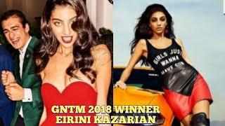 Greece's Next Top Model 2018 Winner-Όλες οι φωτογραφίες της Ειρήνης Καζαριάν