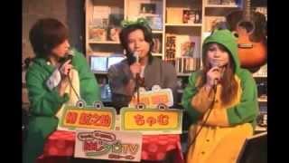 『はじケロTV!』 毎月第三水曜日21:30から放送中! 会場にて公開生放送...