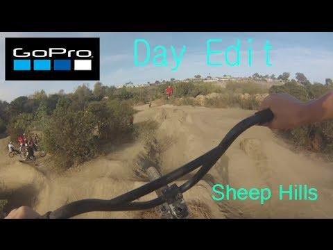 Sheep Hills Dirt Jumps W/Friends
