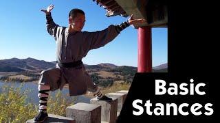 Leg Workout for Martial Arts: Six Basic Stances (Liu bu quan) - Martial Arts Explained