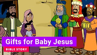 Primary Year A Quarter 4 Episode 13 Gifts for Baby Jesus
