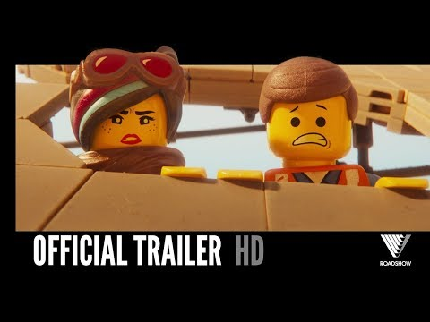 THE LEGO® MOVIE 2 | Official Teaser Trailer | 2018 [HD]