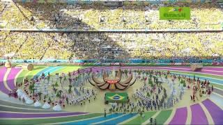 Inauguración de Brasil 2014