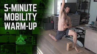 5-Minute Mobility Warm-Up