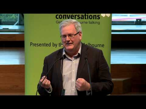 Melbourne Conversations - Being Poor in a Rich City