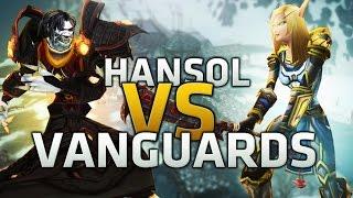 Fire vs Retribution (Hansol vs Vanguards) Mage Duels MoP