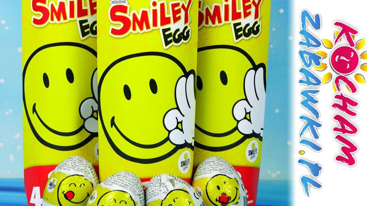 Smiley Egg • Emotki • Jajka niespodzianki • Biedronka • Unboxing