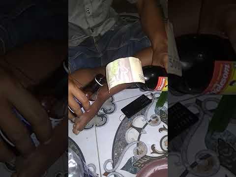 Tutorial Mencampur Anggur Kolesom Dengan Kratingdaeng.. Unik !?