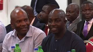 Press Conference ;Lagos City Marathon 2018