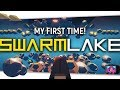 "🤯""Swarmlake"" INSANE Wave Survival Arcade FPS 