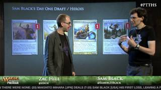 Pro Tour Theros - Draft Tech - Sam Black