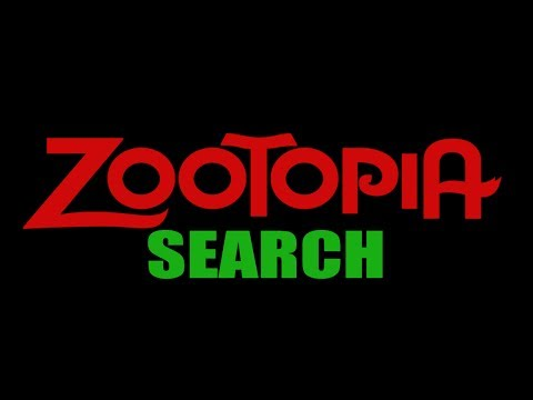 Zootopia: Search (FanFic Trailer)