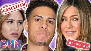 ACE Family CANCELLED By Internet! Jennifer Aniston Breaks Instagram & Celebs REACT! (DHR)