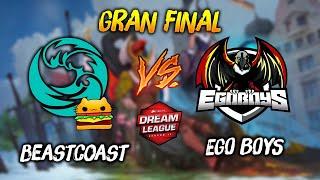 Beastcoast vs Ego Boys ► (Gran Final) Clasificatorias DreamLeague Major Dota 2 😍 | Dota 2