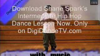Shane Sparks' Intermediate Hip Hop Dance Download Preview