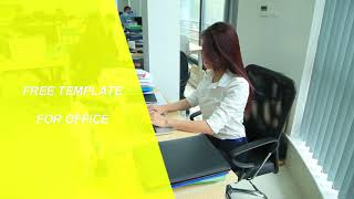 TEMPLATES #51 Intro SONY VEGAS 31 MODERN OFFICE Intro Templates For Sony Vegas Pro 2020 🔥🔥🔥