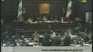 08 octubre 09 Senadora Beatriz Zavala Peniche
