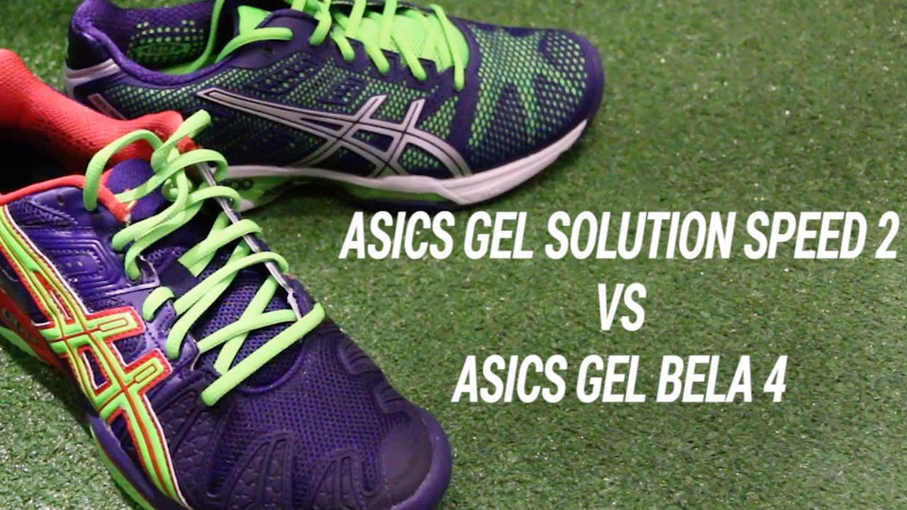 asics gel solution speed 4