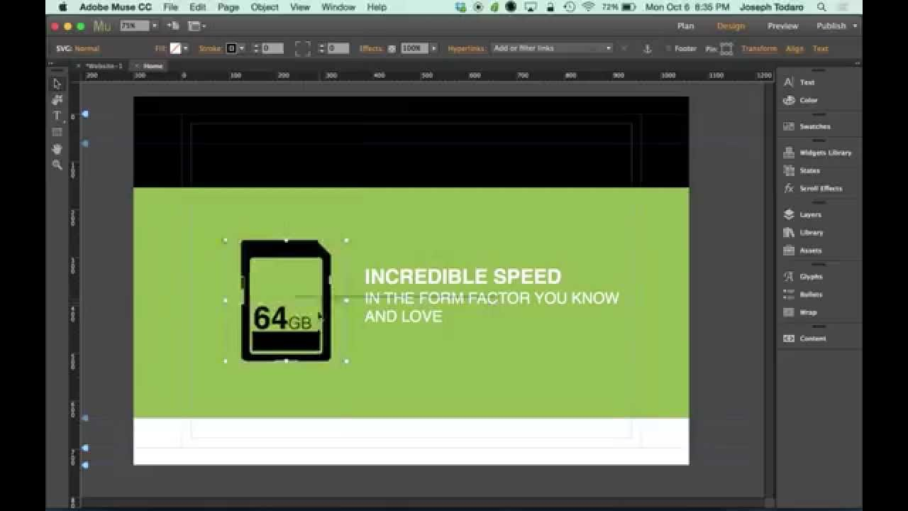 adobe muse tutorial pdf 2017