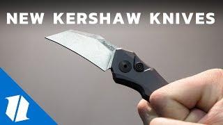 NEW Kershaw Knives | SHOT Show 2019